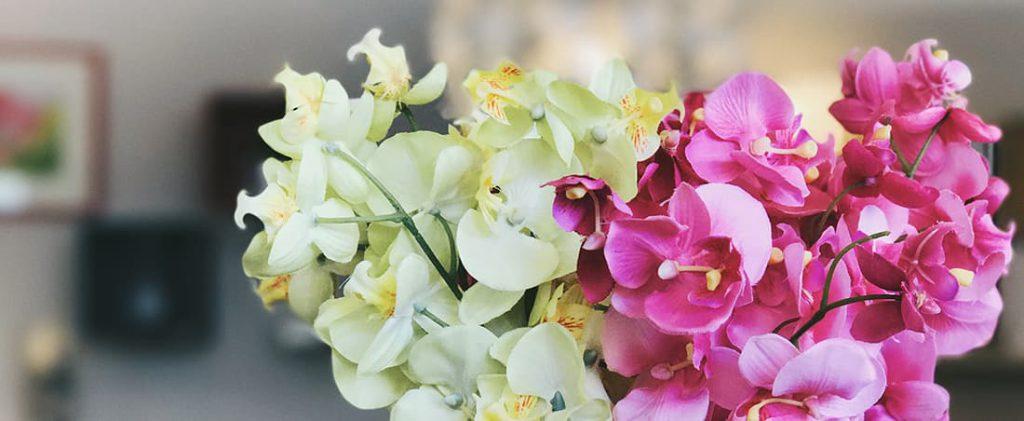 Import kwiatów z Chin