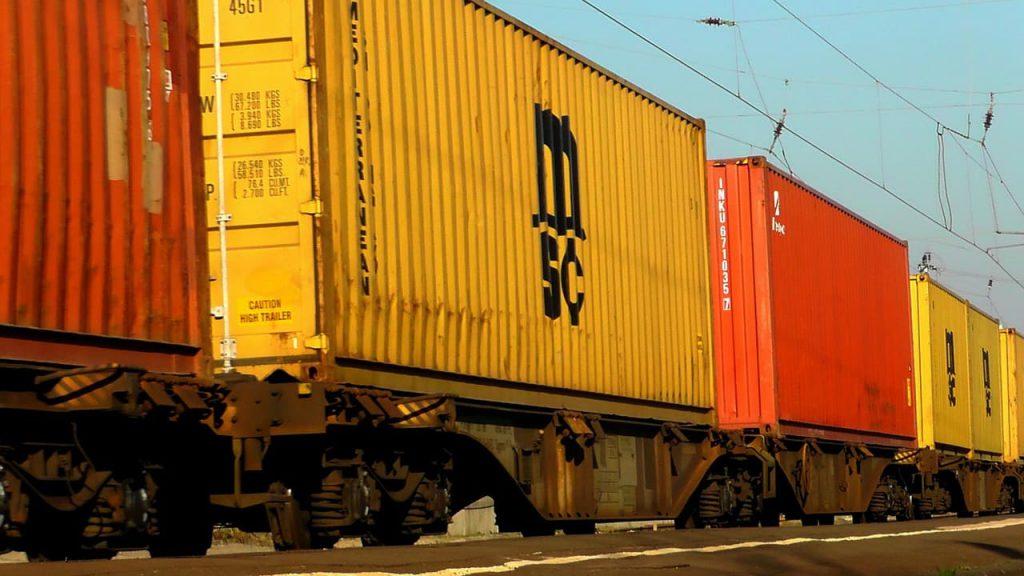 Перевозка грузов из Китая по железной дороге