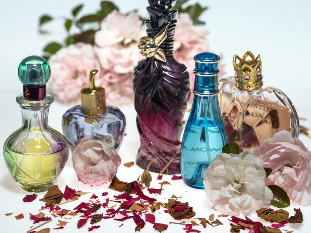perfumy i wody toaletowe